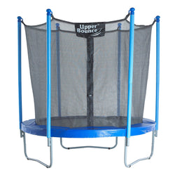 Upper Bounce 7.5 Ft. Trampoline & Enclosure Set