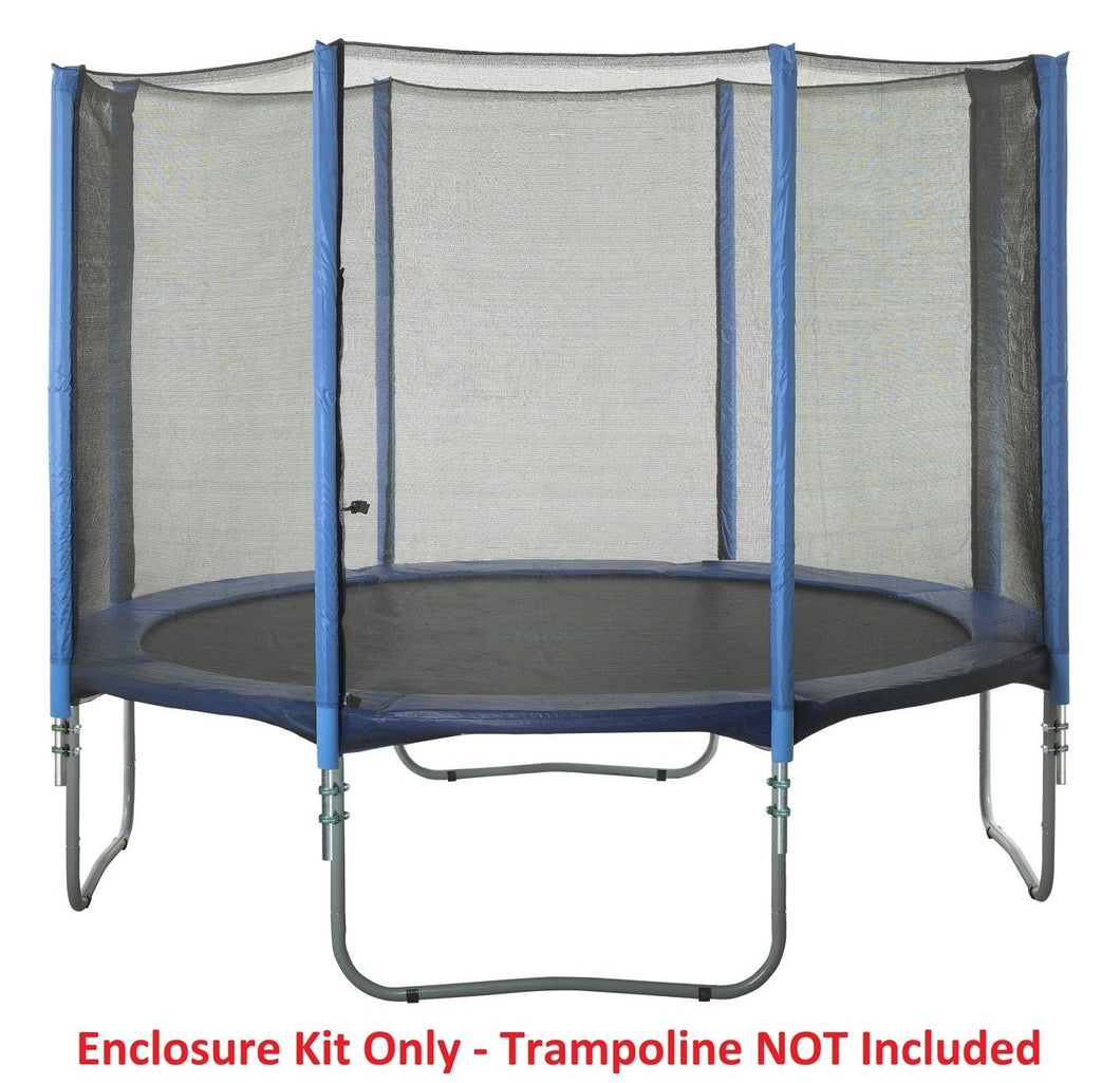 Upper Bounce 13FT-8 Pole Outside Trampoline Enclosure Set