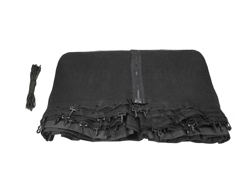 Net Fits 13Ft Round Frames -6 Poles-Top Ring System