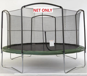 Jumpking Net Fits 15Ft. Diameter Frames With 4 Arched poles - Trampoline