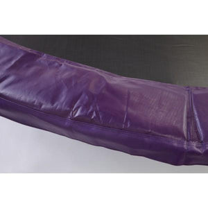 "14ft x 10in Purple Safety Pad Model PAD14-10PR For 5.5"" or 7"" Inch Sized Springs - Trampoline"