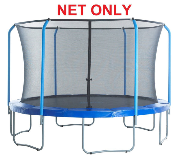 Net Fits 12 Ft Frames With 6 Pole Top Ring Enclosure Systems