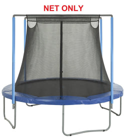 Safety Net Fits12 Ft. Round Frames-2 Arches-Sleeves On Top