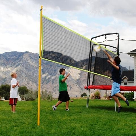 Skywalker Volley Ball Net Enclosure Attachment