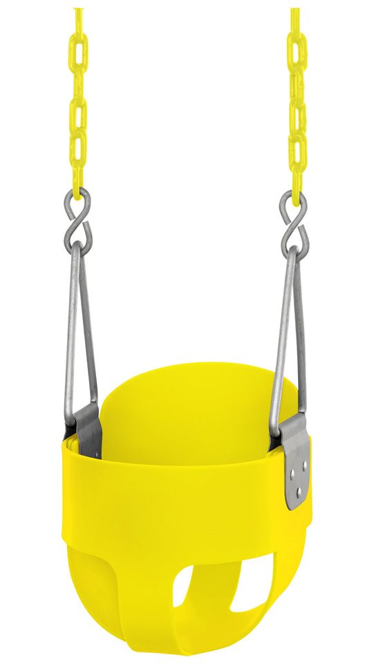 Bucket Swings - Trampoline