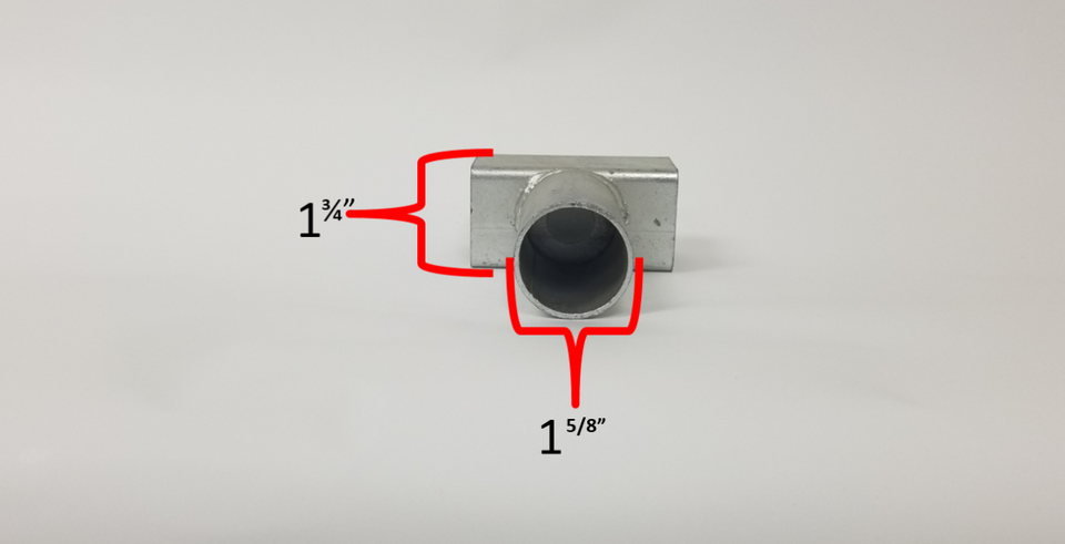 T-CONNECTOR 44/42mm