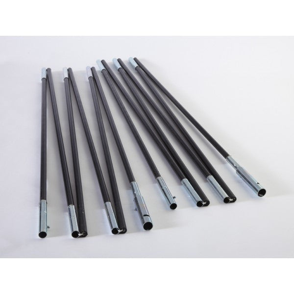 G3 TOP RING POLE SET OF 13' ENCLOSURE FOR 4 POLES