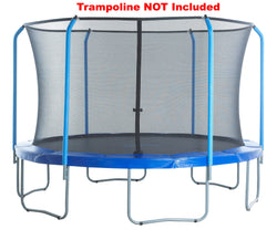 Upper Bounce 15Ft Top Ring Enclosure Kit