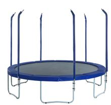 Upper Bounce 8 Curved Trampoline Safety Enclosure Poles with Hardware (Net Sold Separately)