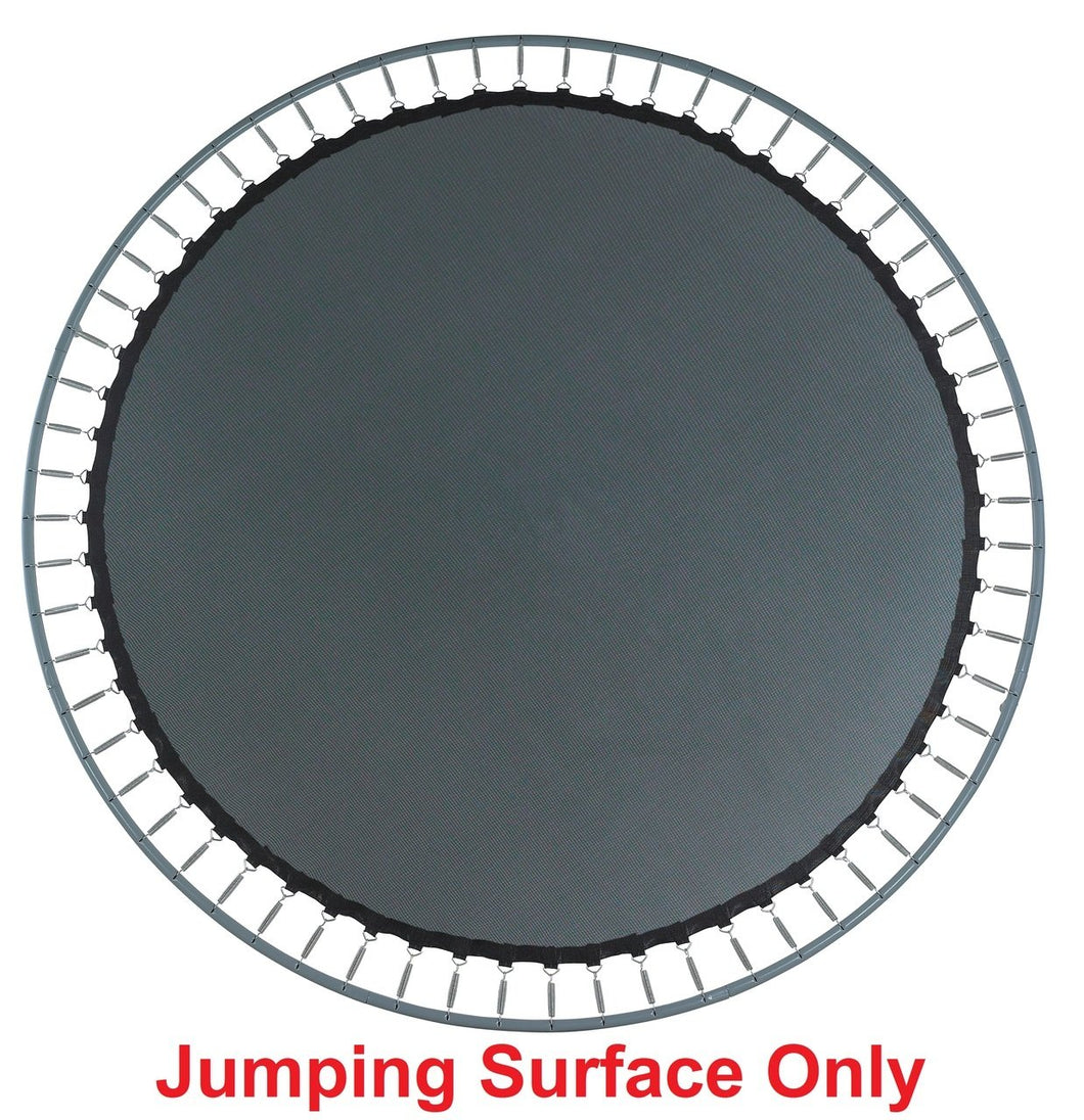 Jumping Mat Fits 8 Ft. Round Frames-48 V-Rings-5.5 Springs