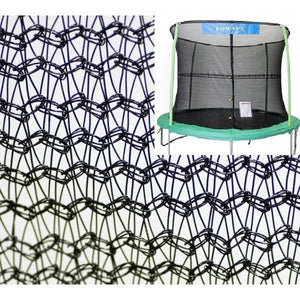 Jumpking Net Fits 15ft Diameter Frames With 4 Pole Top Ring G4 Systems - Trampoline