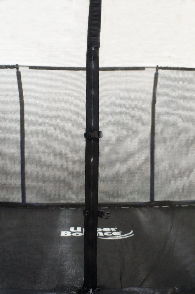 Upper Bounce 9Ft X 15Ft Rectangular Trampoline With Enclosure
