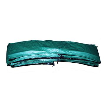 12FT Trampoline Frame Pad 13 in Wide Green