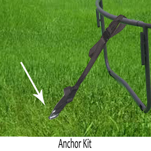 Anchor Kit (Set Of 4) - Trampoline