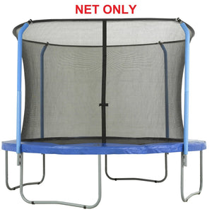 Net Fits 12Ft Round Frames -4 Poles-Top Ring System