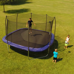 Skywalker 13FT Square Trampoline