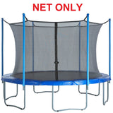 Strap Net Fits 13 Ft Round Frames With 6 Enclosure Poles