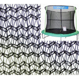 14ft-4 Pole-G4 Enclosure Netting-Heavy Duty