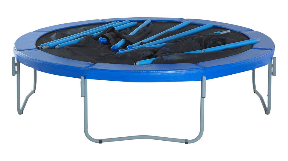 Upper Bounce 10 Ft Trampoline & Enclosure Set