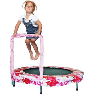 "JUMPKING 48"" BOUNCER CAMOFLOUGE PINK WITH T-CONNECTOR - Trampoline"