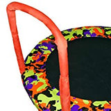 "JUMPKING 48"" BOUNCER CAMOFLOUGE ORANGE WITH HANDLE - Trampoline"