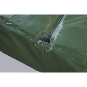 15ft x 10in Green Frame Pad For 8 Poles Model PAD15TJP8-10G - Trampoline