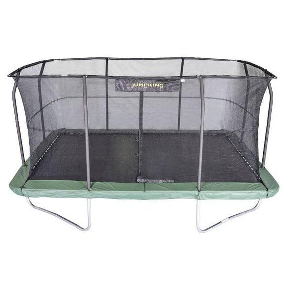 Jumpking 10 x 15 Rectangular Trampoline