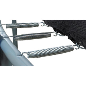 6.5 Inch Heavy-Duty Galvanized Trampoline Springs, Set of 15