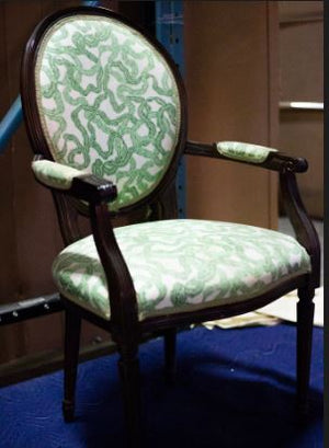 Bergere chairs - each - IDoGood