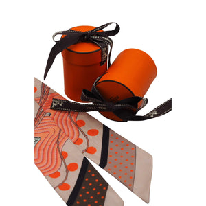 Hermes Twilly 100% Silk - IDoGood