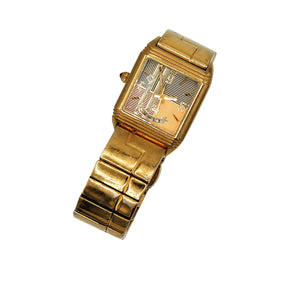 L.A.M.B Pink & Gold Face Watch - IDoGood