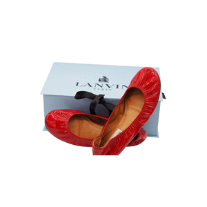 Lanvin Patent Leather Flats -EU 36 - IDoGood