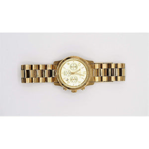 Michael Kors Ladies Runway Chronograph Watch Gold - IDoGood