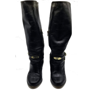 Michael Kors Leather Boots - IDoGood