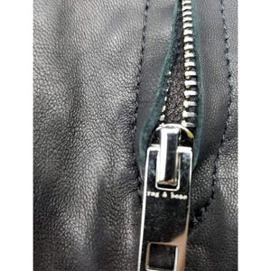 Rag and Bone Leather Jacket - Small Size - IDoGood
