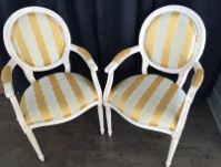Bergere  chairs - pair - IDoGood