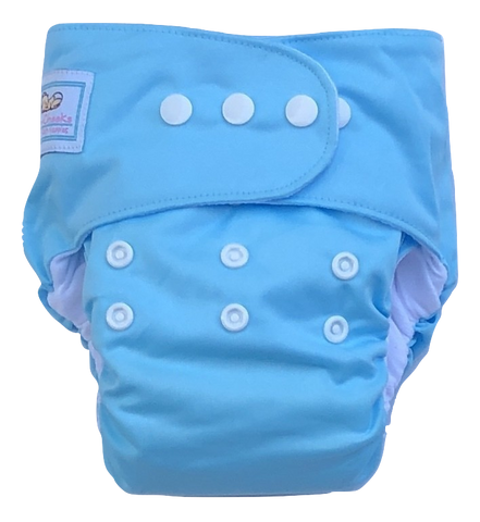 Sky Blue PUL Nappy
