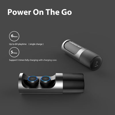 Monster Clarity 101 AirLinks Wireless Earbuds