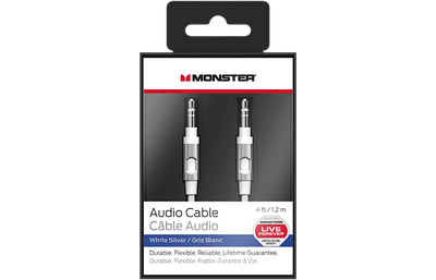 Mobile Audio Cable - 4ft or 8ft