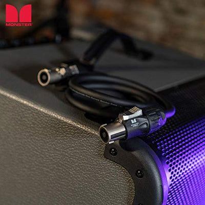 Monster Prolink Studio Pro 2000 Speaker Cable with