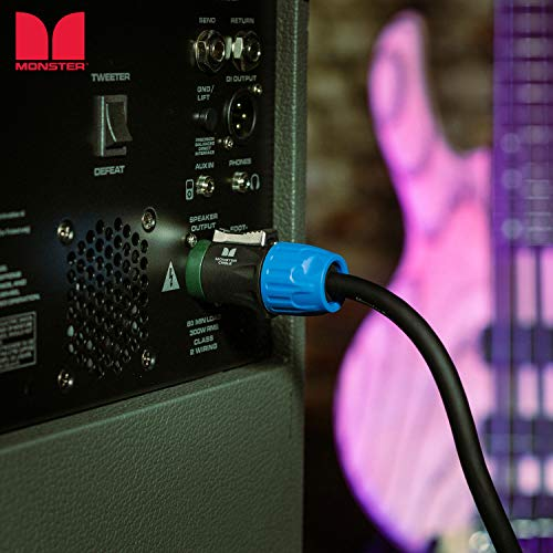 manbetx体育苹果下载Monster Prolink Performer 600 Speaker Cable with S