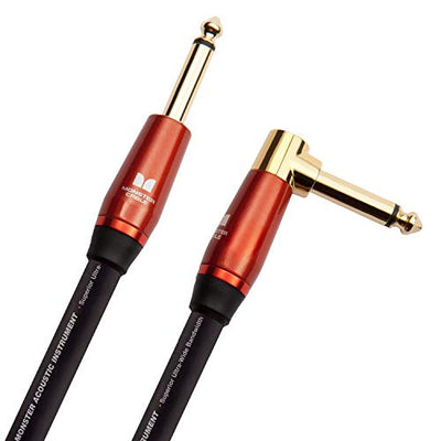 Monster Prolink Acoustic Instrument Cable - 21 ft