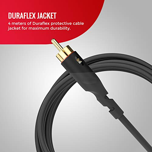 Monster Essentials Subwoofer Cable - Best RCA Subw
