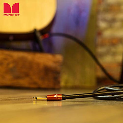 Monster Prolink Acoustic Instrument Cable - 12 ft