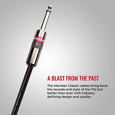 Monster Prolink Monster Classic Instrument Cable -