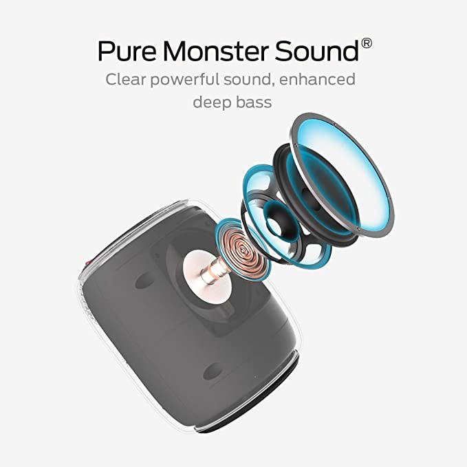 Monster IPX5 Bluetooth Speaker