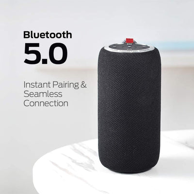 Monster Bluetooth Speaker, Superstar S310 Portable Bluetooth Speakers 5.0 with True Wireless Stereo Pairing Deliver Dynamic Sound, 20H Playtime,Built-in Mic, Waterproof Speaker for Outdoor Office Home