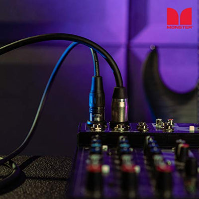 Monster Prolink Studio Pro 2000 Microphone Cable -