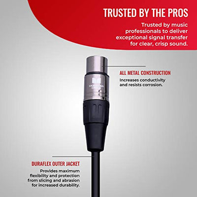 Monster Prolink Monster Classic Microphone Cable -