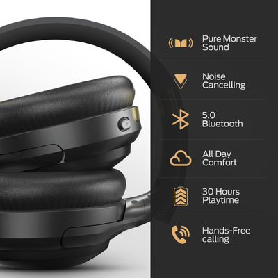 Monster Persona Active Noise Cancelling Headphones